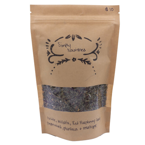 Herbal Tea Blend by Earth Up Herbals - Large Bag