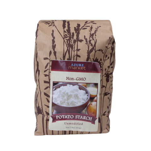 Potato Starch - All Natural - 5 lb