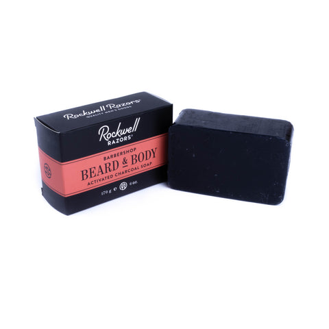 Rockwell Beard & Body Soap