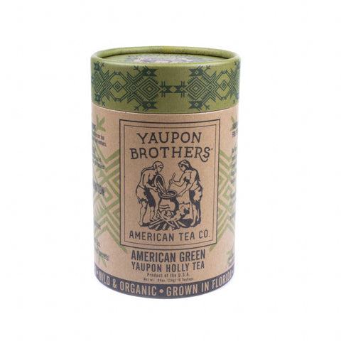 Organic, Locally-grown Yaupon Holly Tea