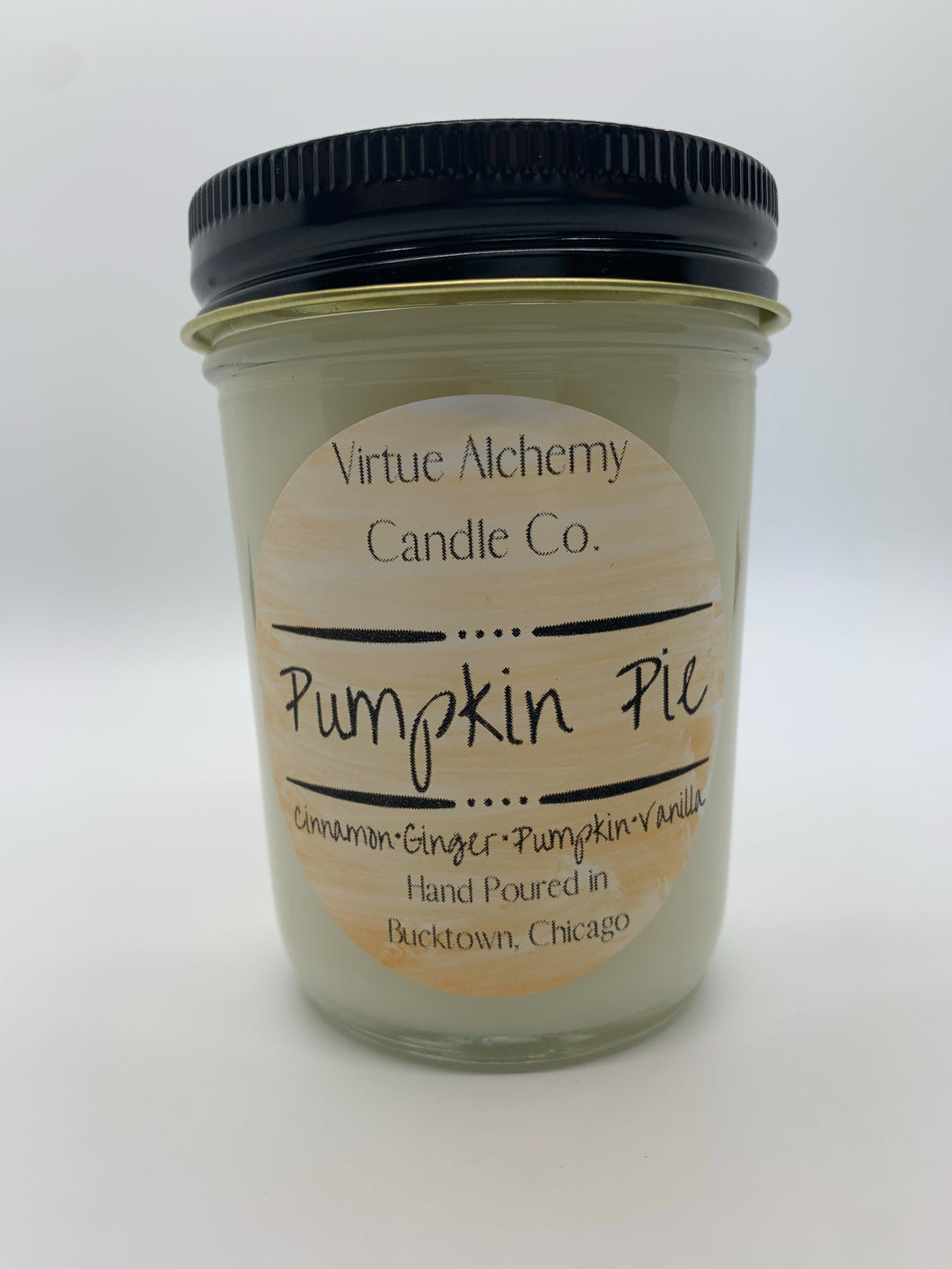 Pumpkin Pie | Seasonal (Jar)