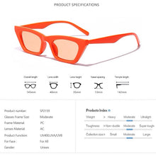 Load image into Gallery viewer, Livmall Retro Cat Eye Unisex Sunglass