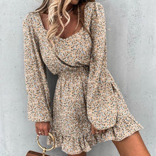 Load image into Gallery viewer, Livmall Long Sleeve Casual Dress