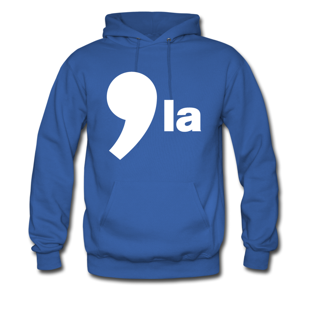 Kamala (apostrophe) la - royal blue
