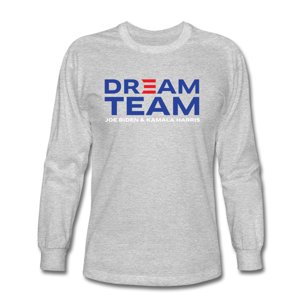 Dream Team Sweatshirt - heather gray