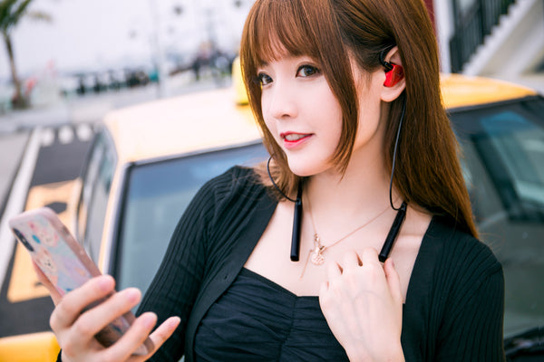 Shanling MW200 Bluetooth neckband adapter