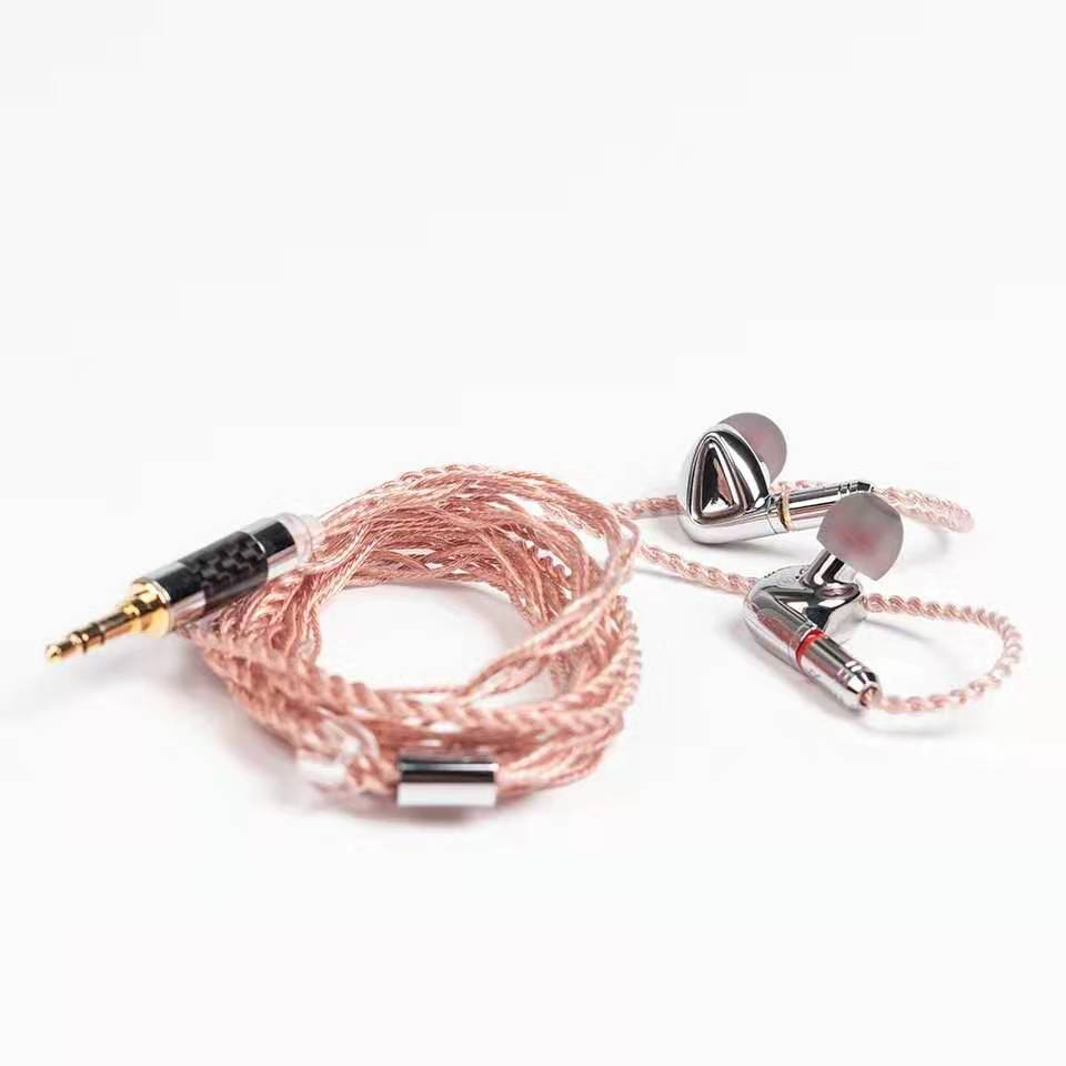 TINHIFI P1 10mm Planar-Diaphragm Driver In-Ear HiFi Earphones with MMCX Cable