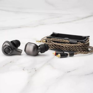 TINHIFI TWS2000 In-ear Earphone Dual Dynamic Bluetooth 5.0 HiFi Wireless And Wired Headset Support MMCX Replaceable Cable