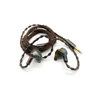 BGVP DM8 Knowles Sonion 8 Balanced Armatures In Ear Monitor Hifi Music Headset with Detachable MMCX Cable