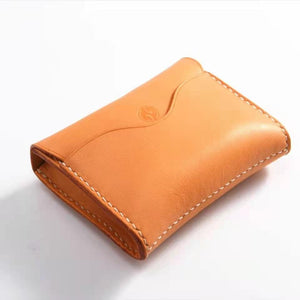 Newest TINHIFI Case High-end Portable Handmade Leather Storage Headset Box Earphones Cable Bag