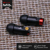 Cat.Ear.Audio Mia 8mm Single micro Dynamic Driver In-Ear Earphone with MMCX Detachable Cable