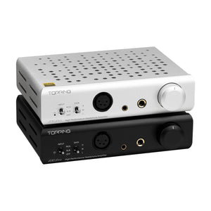 TOPPING A30 PRO Hi-Res Audio Class A Incredible Power NFCA Headphone Amplifier