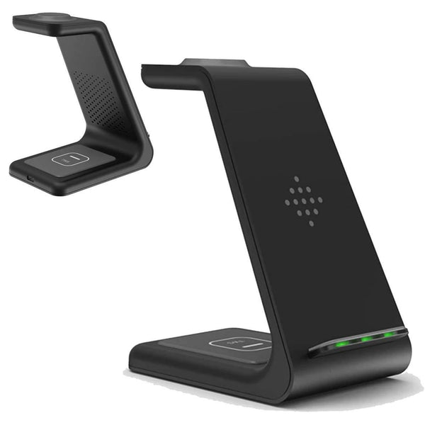 OneDock™ 3 in 1 wireless Charger - Shopayn