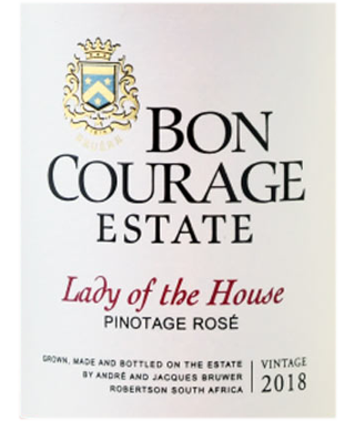 Bon Courage Lady of the House Pinotage Rosé