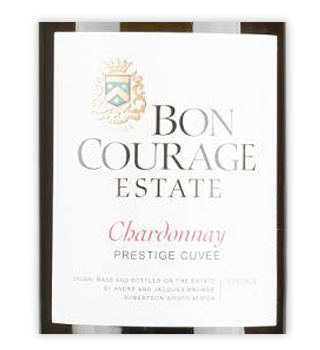 Bon Courage Chardonnay Prestige Oak Matured