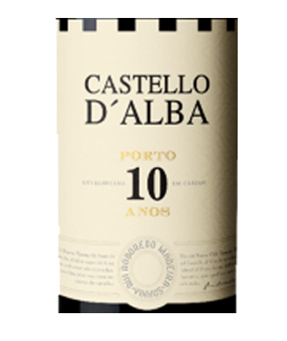 Castello D'Alba Porto 10 years Old