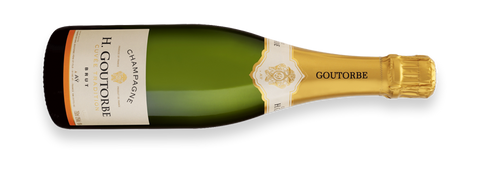 Champagne H. Goutourbe Brut