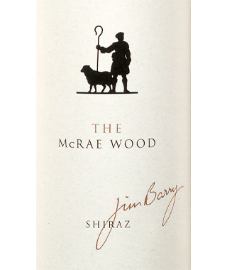 Jim Barry McRae Wood Shiraz