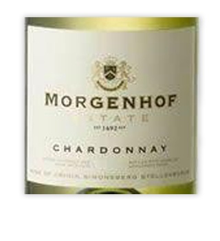Morgenhof Estate Chardonnay