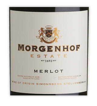 Morgenhof Estate Merlot