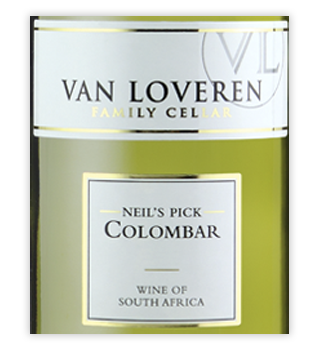 Van Loveren Neil's Pick Colombard
