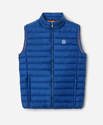 North Sails Crozet Gilet Ocean Blue