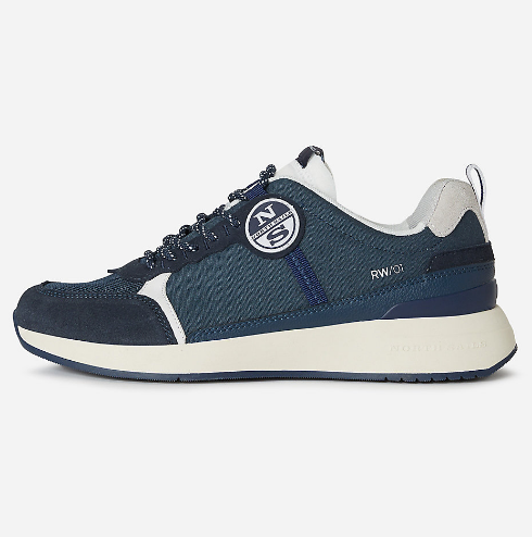 North Sails RW-01 BASE Trainers Navy