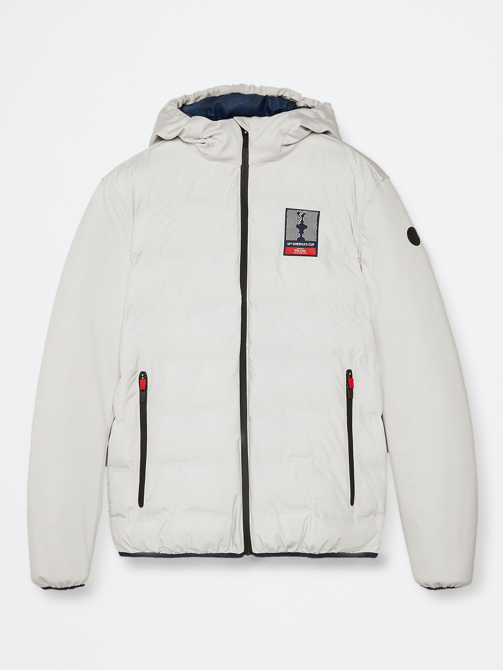North Sails America's Cup Presented by PRADA GISBORNE Jacket Grey Violet