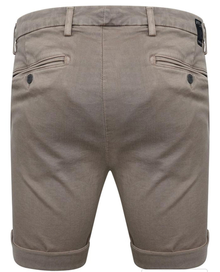 "Replay ""HYPERFLEX"" Anbass Colour Edition Shorts Taupe"
