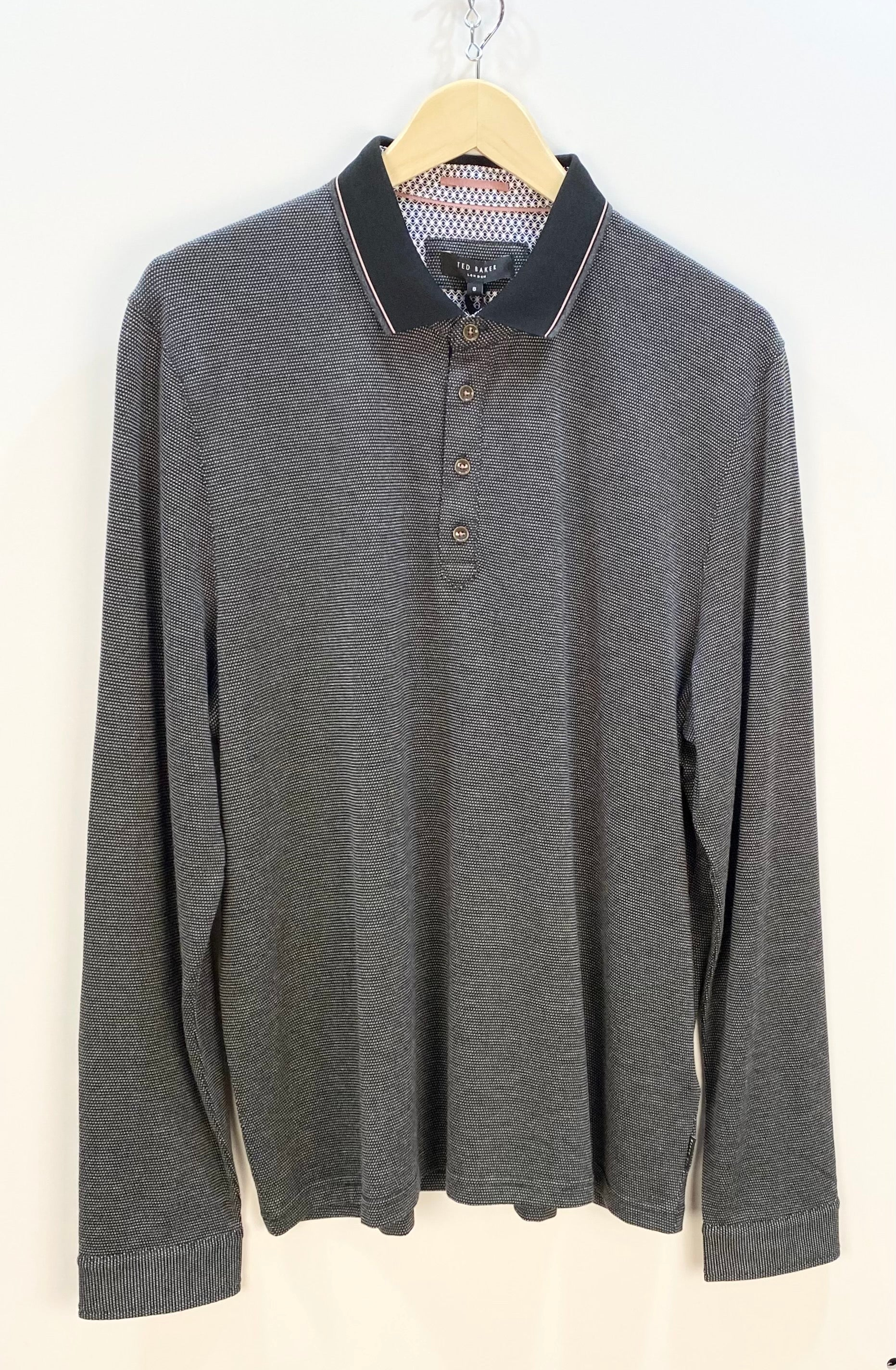 "Ted Baker ""Cuptea"" Polo Shirt Navy"