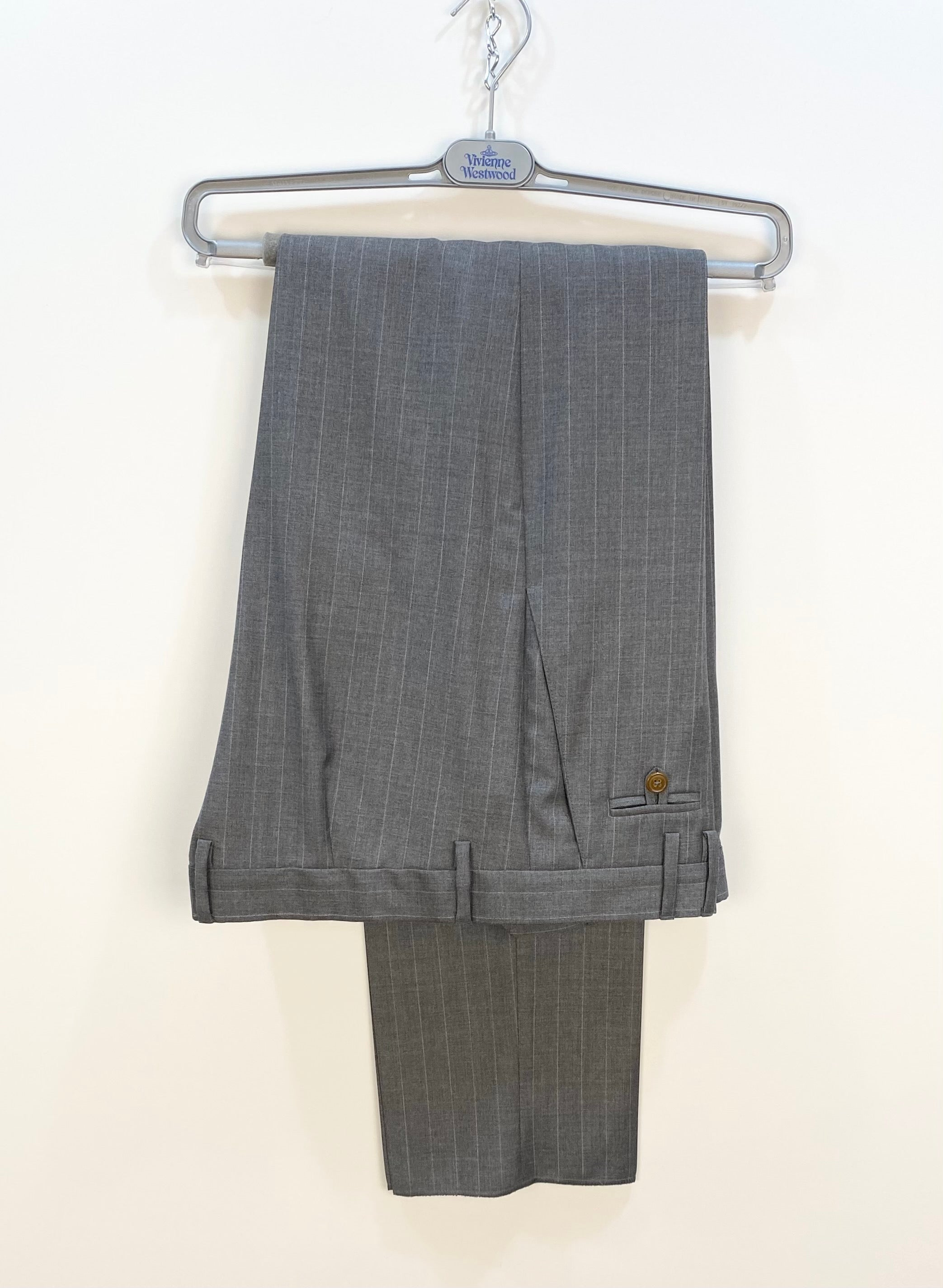 Vivienne Westwood Tailored Trouser Mid Grey