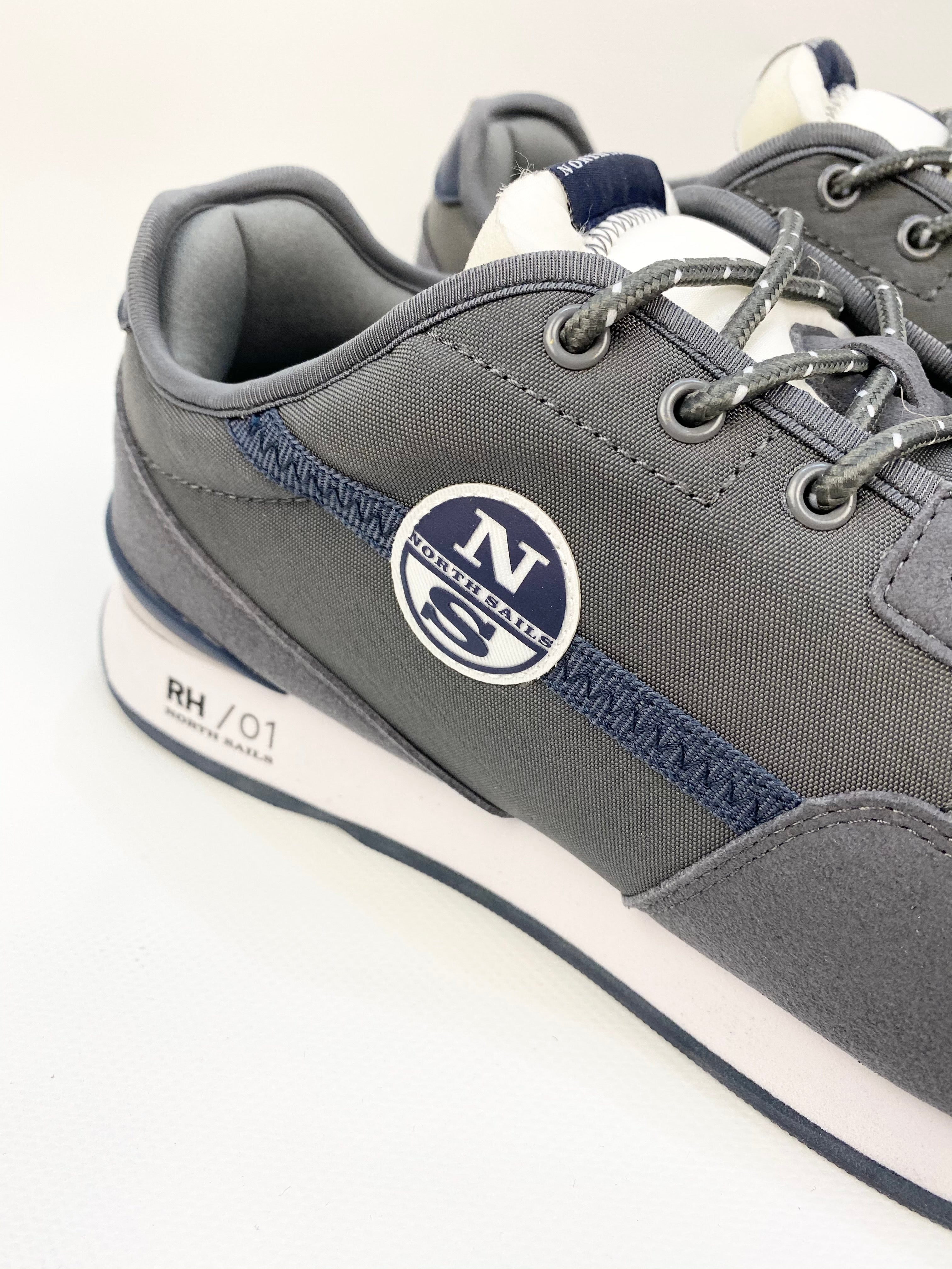 "North Sails ""RH-01 FIRST"" Trainers Grey"