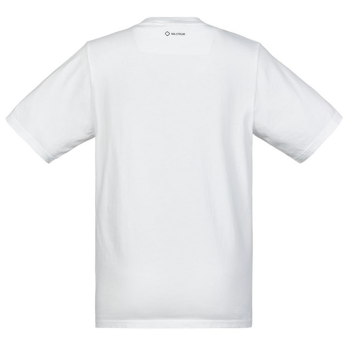 "MA.Strum ""Icon"" Tee White"