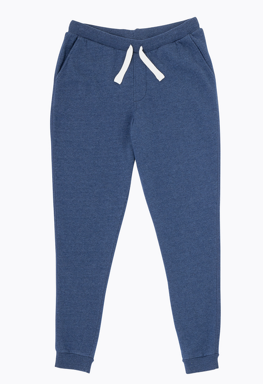 North Sails Sweatpants Denim Blue Melange