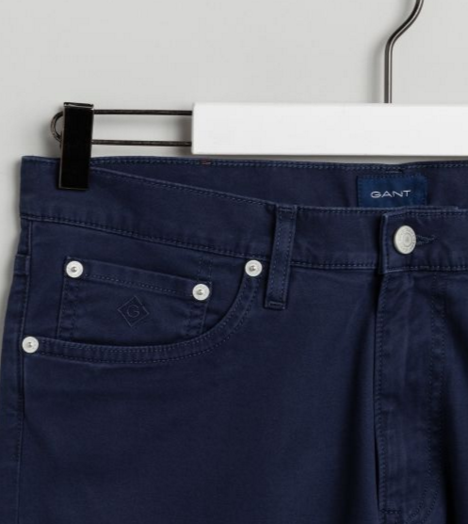 "Gant ""Dusty Twill"" Jeans Navy"