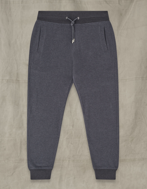 Belstaff Sweat Pants Dark Charcoal Melange