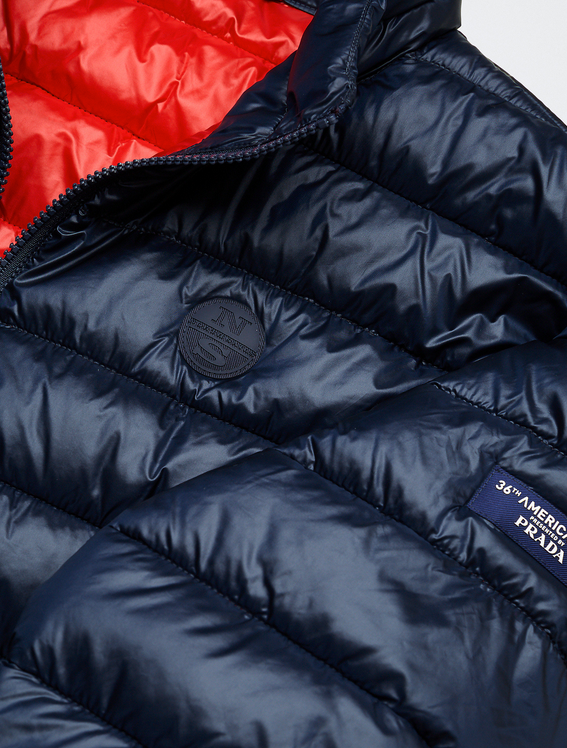 "North Sails America's Cup Presented by PRADA ""WELLINGTON HARBOUR"" Jacket Navy"