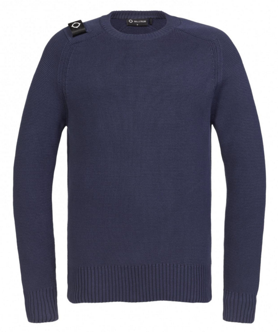 "MA. Strum ""MILANO"" Knit True Navy"