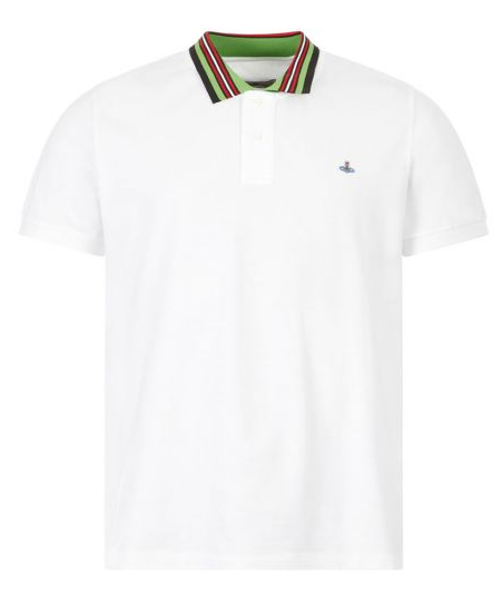 Vivienne Westwood Polo Shirt White