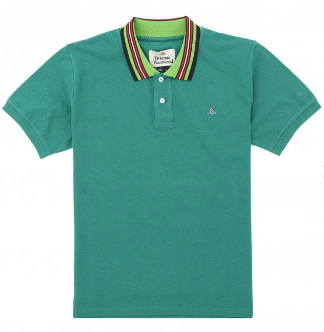 Vivienne Westwood Polo Shirt Green