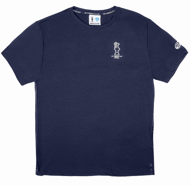 "North Sails America's Cup Presented by PRADA ""Foehn"" T-Shirt Navy"