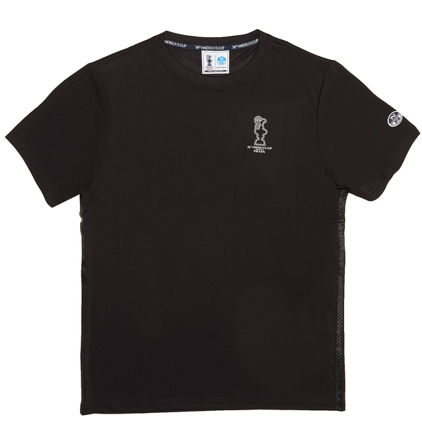 "North Sails America's Cup Presented by PRADA ""Foehn"" T-Shirt Black"