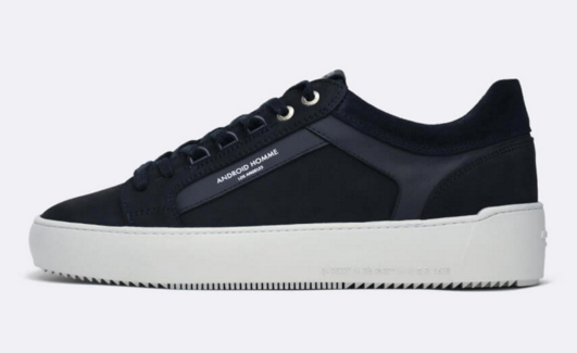 Android Homme 'VENICE' Luxury Sneaker Navy