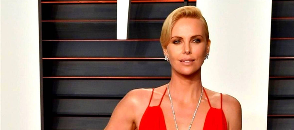 Actrice Américaine Blondes Belle Charlize Theron