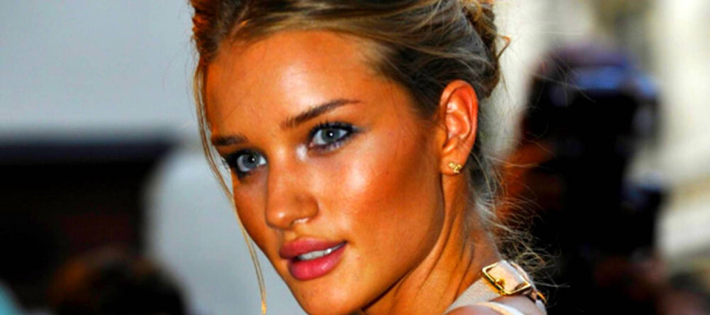 Actrice Américaine Blondes Belle Rosie Huntington-Whiteley