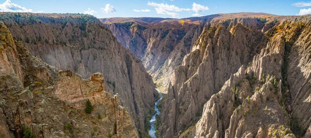 Black Canyon of the Gunisson national park