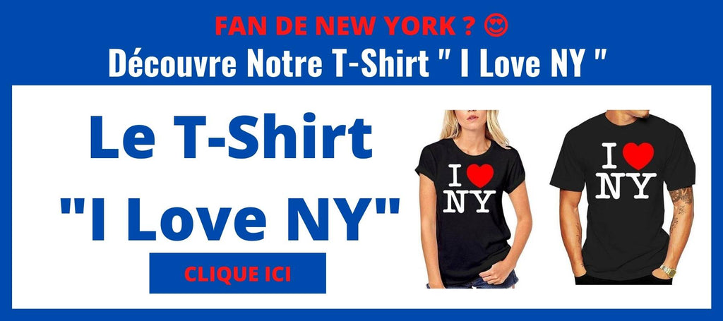 T Shirt I Love New York