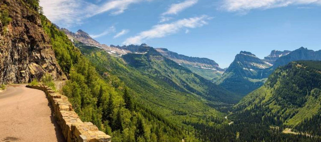 Going-to-the-Sun Road, Whitefish, Montana