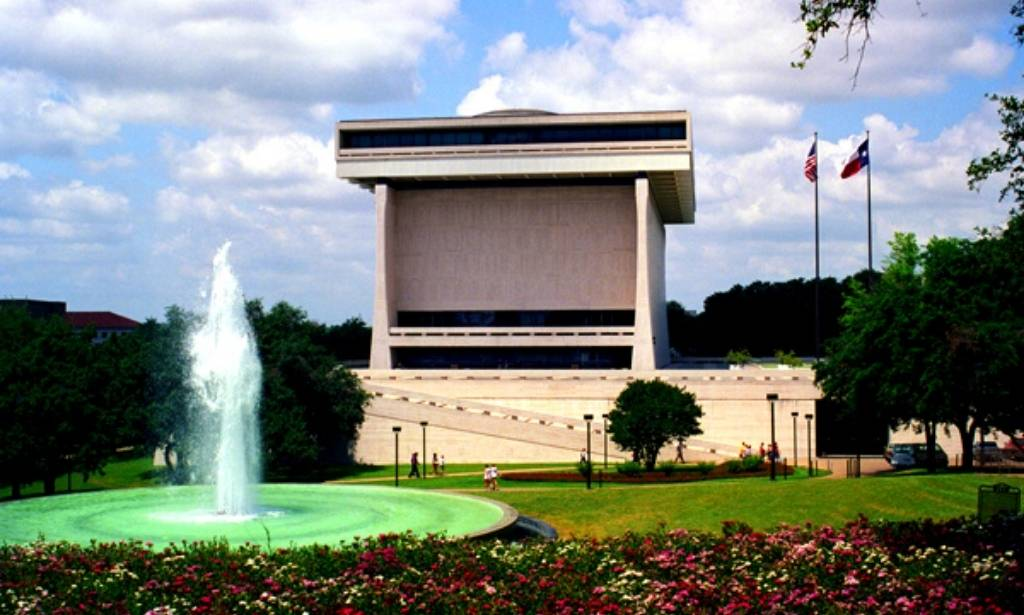 Lyndon Baines Johnson Library and Museum, Austin