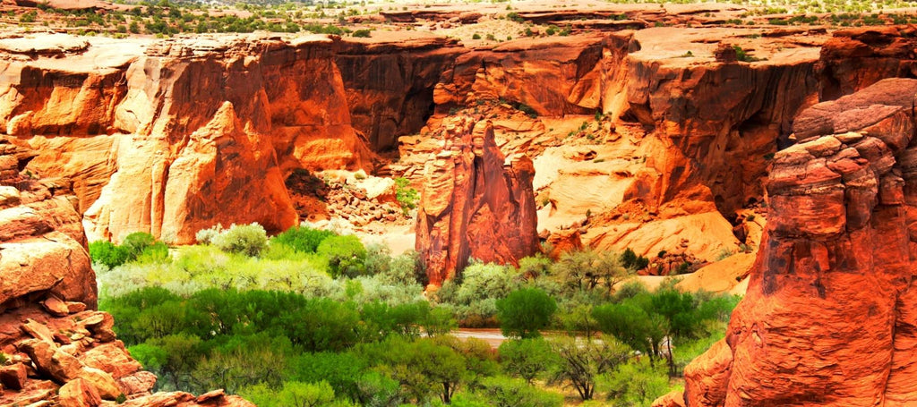 Monument national du Canyon de Chelly